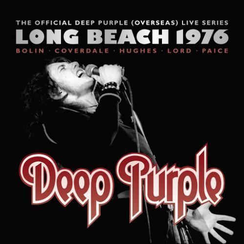 Deep Purple - Live At Long Beach 1976 (2016) [Cd 1-2]