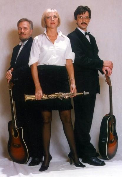 Трио Меридиан - Любимые песни - 2012