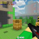 Скриншот из игры БЛОКАДА