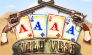 'Дикий Запад - пасьянсы' - Задача, колоду из 52 карт разложенную в 7 столбцов разобрать по мастям в четыре стопки по возрастанию, от туза до короля.