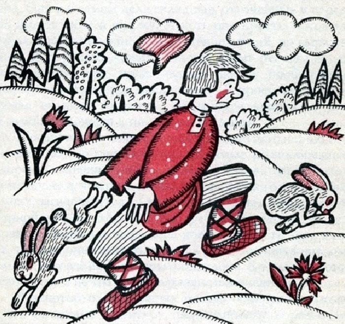 Зачем какие-то зайцы, если есть целый кабан? /Фото:nsportal.ru